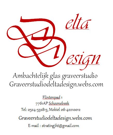 advertentie Delta Design